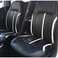 Khushal leatherette car seat cover for Zen Alto, Wagon R, Swift, Estilo I 10 etc