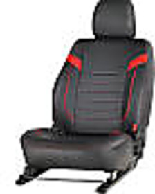 Khushal leatherette car seat cover for Alto, Wagon R, Swift, Estilo I 10 etc