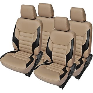 Buy Khushal Leatherette Car Seat Cover For Zen Alto Wagon