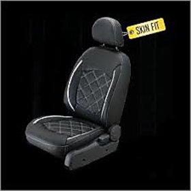 Khushal leatherette car seat cover for Alto, Wagon R, Swift, Estilo I 10 etc