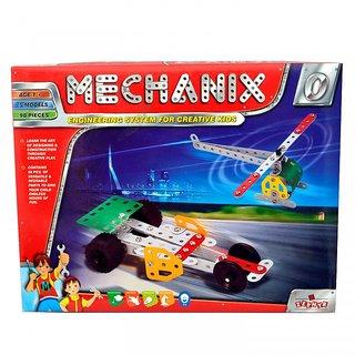 Swarup Toys Multicolor Mechanix