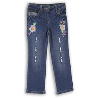Lilliput Casual Solid Spring Flowers Jeans (8907264013437)
