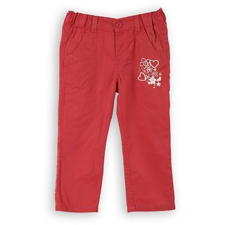 Lilliput Casual Embroidered Trouser (8907264023924)