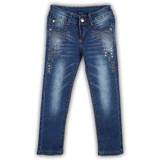 Lilliput Casual Solid Skinny Jeans (8907264029780)
