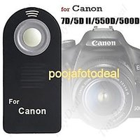 CA03 Wireless Remote Control RC-6 For All Canon DSLR (DIGITAL SLR) Cameras..
