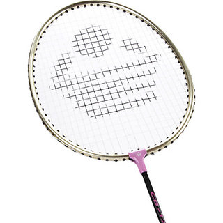 Cosco CB-120 Strung Badminton Racquet (Multicolor) At Lowest price.