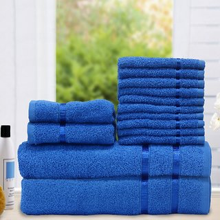 Story@Home 14 Pcs 100% Cotton Towel