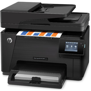 HP Color LaserJet Pro MFP M177fw Printer
