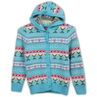 Hooded Cardigan Sweater (8907264021326)