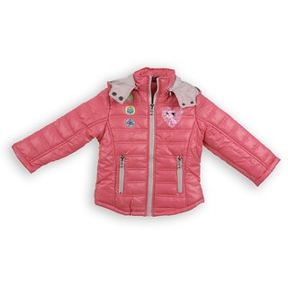 Padded Hooded Jacket (8907264046169)