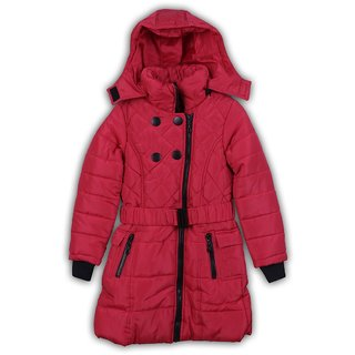 Girls Quilted Jacket (8907264029216)