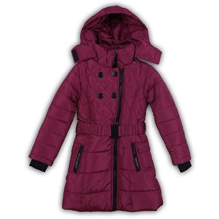 Girls Quilted Jacket (8907264029230)