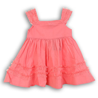Mesh Frill Dress (8903822300957)