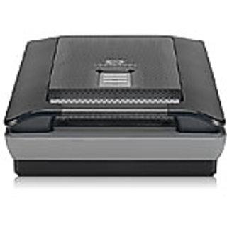 HP Scanjet G4010 Photo Scanner - White & Grey