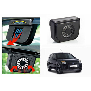 Auto Cool Car Solar Powered Side Window Cooling Fan-Ford Fusion