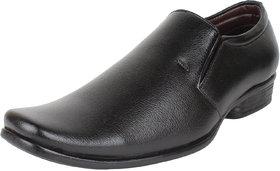 REXLER Outdoor Slip on formal shoes 8348 (FR)Blk
