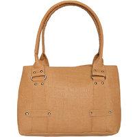 Bueva Dark Tan (HDGN) Trendy And Stylish Hand Bag