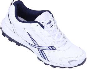 Orbit Mens White Training Shoes