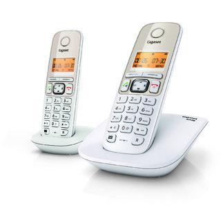 Gigaset A 530 DUO Cordless Landline Phone(White)