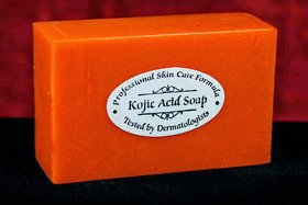 Kojic Acid Soap Tested By Dermatologists