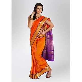 Dharmavaram Pure Kanchipuram Silk Saree