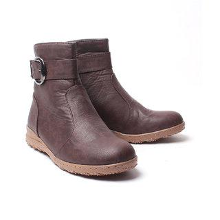 Nell Ladies Brown Footwear (396-1-Brown-01)