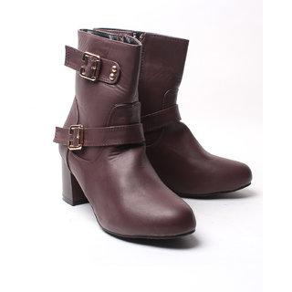 Nell Ladies Brown Footwear (532-1-Brown-01)