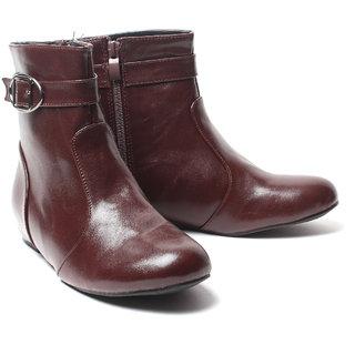 Nell Ladies Brown Footwear (2015-63-Brown-01)