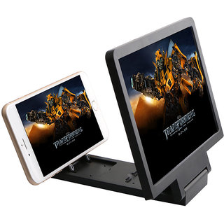 MOBILE PHONE 3D MAGNIFIER ENLARGED SCREEN DISPLAY