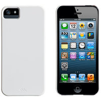 CaseMate Barely There Case for IPhone 5 White CM022392