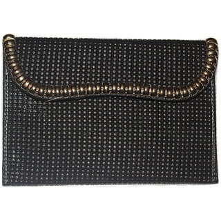 Ladies Clutches , Attractive Clutch Purse, in Black Colour