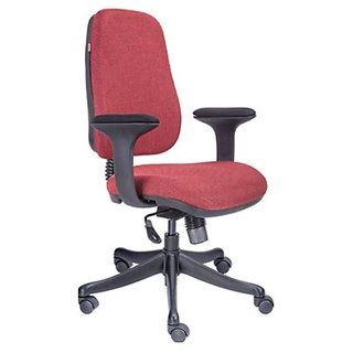 Mavi Medium Back Chair-DOC-601V