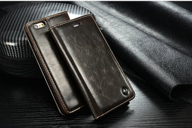 Luxury Original CaseMe Leather Magnet Flip Case For iPhone 6/6s