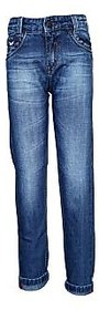 Tales & Stories Washed Skinny Jeans Medium Blue (8-14)