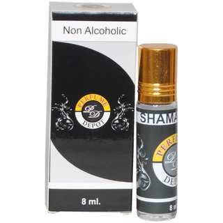 SHAMAMA 8ml. Non alcoholic Attar- Essential oil