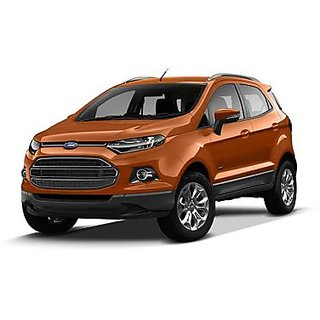 Ford Ecosport Body Cover In Grey Color High Quality Nylo Matty Cloth Ecosport