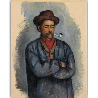 Vitalwalls Portrait Painting Canvas Art Print(Other-118-30)