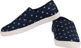 Exotique Blue Star Casual Shoes