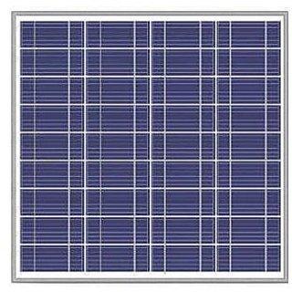 50W solar Panel Poly crystalline