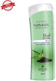 Black Sesame Bhringraj Shampoo