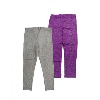 Juscubs Leggings Purple-Grey