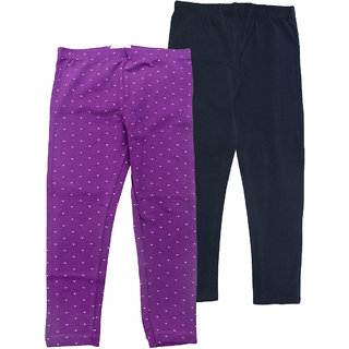 Juscubs Leggings Purple-Navy