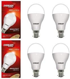 Tanishqaa  Eveready 12 W LED 1+1 Bulb(White, Pack of 2)