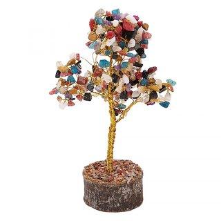 Feng Shui 300 Multi Color Stone Tree