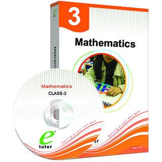 e-tutor Class III Mathematics