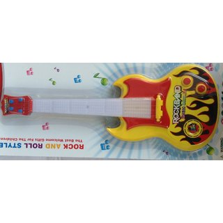 Musical Guitar for Kid Battery Operated With Pop Music Fetching Light and Sound