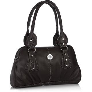 Fostelo Fine Crafted Brown Handbag