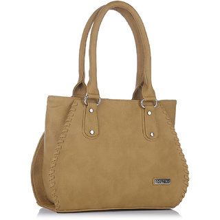 Fostelo Everyday Casual Beige Handbag