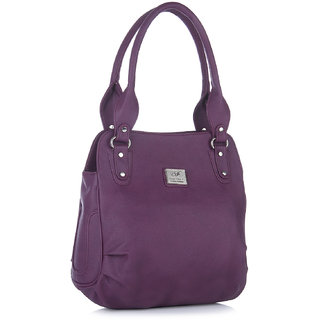Fostelo Lakeshore Purple Handbag