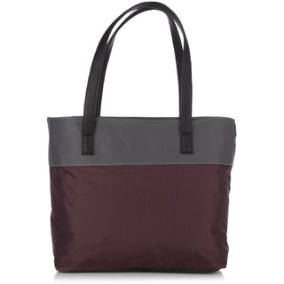 Fostelo Charming Medium Purple Handbag